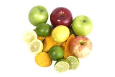 Group Of Fruit 2 Stock Image