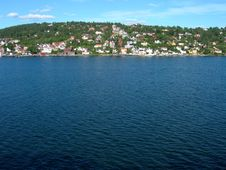 Free Oslofjord Stock Photos - 970803