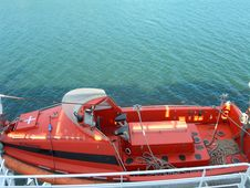 Free Lifeboat Stock Image - 970821