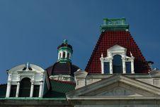 Free Montreal, Maisonneuve Market, 2nd Version. Stock Photo - 971160