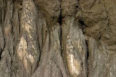 Raw Salt Texture Royalty Free Stock Image