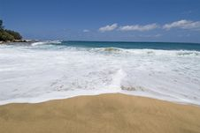 Free Beach In Paradise Stock Image - 972081