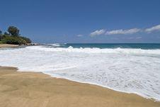 Free Beach In Paradise Royalty Free Stock Photo - 972245