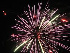 Free Fireworks Stock Images - 972314