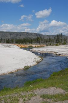 Free Yellowstone River Stock Photo - 972470