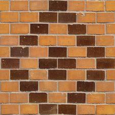 Free Brick Wall 43, Seamless Stock Photography - 973572
