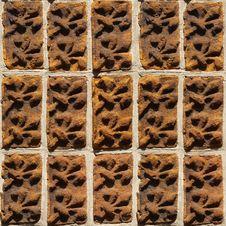 Free Brick Wall 19, Seamless Royalty Free Stock Images - 973629