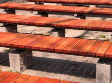 Free Abstract Benches Stock Images - 973844