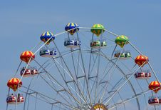 Free Ferris Wheel Stock Photos - 974203