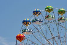Free Ferris Wheel 2 Stock Photo - 974210