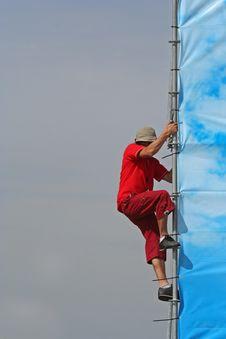 Free Climbing Stock Photos - 975163