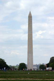 Free Washington Mounument Stock Photography - 975552