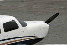 Free Propeller Royalty Free Stock Photo - 975725