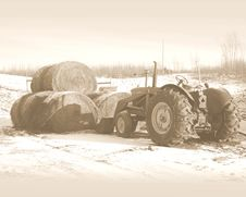 Free Tractor Stock Photos - 975903