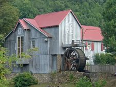 Free Grist Mill Royalty Free Stock Photography - 975927
