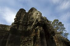 Free Angkor Thom Royalty Free Stock Photos - 976438