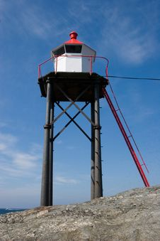 Free Small Lighthouse Stock Photo - 977400