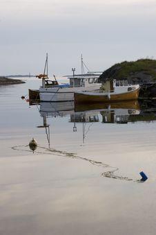 Free Fishing Boats Stock Photos - 977403