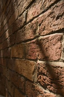 Free Textured Brick Wall Stock Photo - 977490