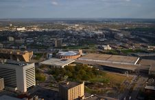 Free Aerial View Of Dallas Stock Images - 977494