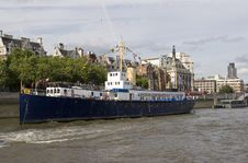 Free An Old Ship On The River Thames, London Stock Photos - 977653