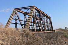 Free Bridge Royalty Free Stock Photography - 978597