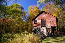 Free Abandoned Farm Royalty Free Stock Photo - 979245