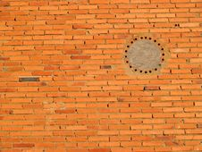 Free Brick Wall Royalty Free Stock Photography - 979867