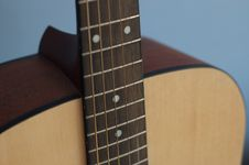 Free Acoustic Guitar Stock Photography - 979902