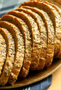 Free Baked Bread With Sunflower Seeds Royalty Free Stock Photos - 9703108