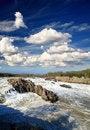 Free Potomac River Great Falls National Park Stock Photo - 9705140