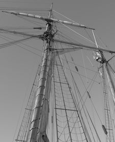 Free Masts Stock Image - 9700261