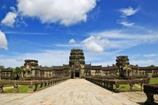 Free Angkor Wat Series 01 Stock Photos - 9701083