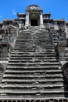 Free Angkor Wat Series 03 Royalty Free Stock Images - 9701249
