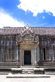 Free Angkor Wat Series 12 Royalty Free Stock Image - 9701316