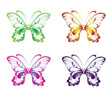 Free Butterfly Stock Photos - 9701333