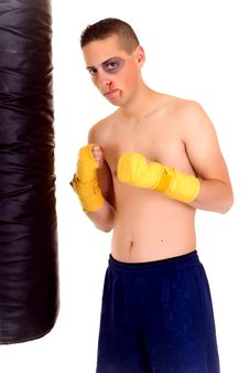 Free Boxing Royalty Free Stock Image - 9701646