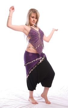Free Indian Dance Stock Photo - 9702010