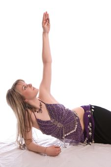 Free Indian Dance Royalty Free Stock Photos - 9702508