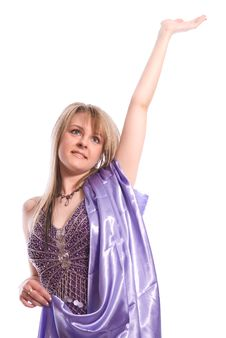 Free Indian Dance Royalty Free Stock Image - 9702616