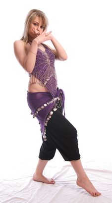 Free Indian Dance Stock Images - 9702624