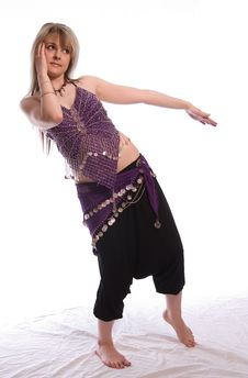Free Indian Dance Stock Images - 9702644