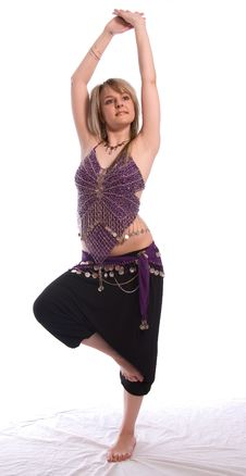 Free Indian Dance Stock Images - 9702674