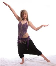 Free Indian Dance Stock Photo - 9702690