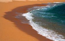 Free Beautiful Beach Stock Photo - 9702870