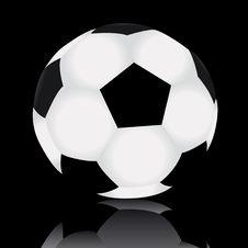 Free Football Royalty Free Stock Photography - 9703617