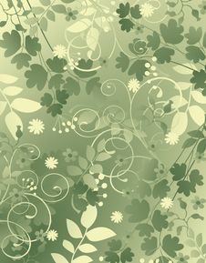 Free Floral Pattern Stock Photos - 9703793
