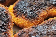 Free Chicken Cutlets. Stock Images - 9704374