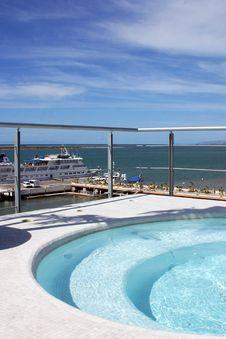 Free Pool Royalty Free Stock Image - 9704986