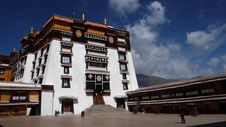 Free The Potala Palace In Lhasa Stock Photo - 9705240